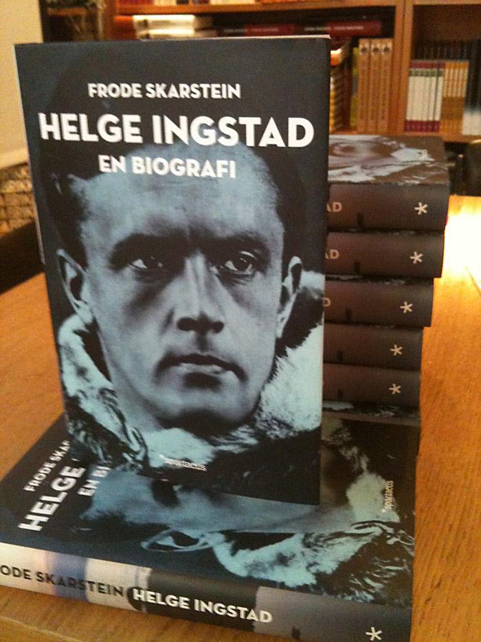 Det er en bragd at Helge Ingstad fant tuftene  - men det er viktig å huske på de som gikk før ham.